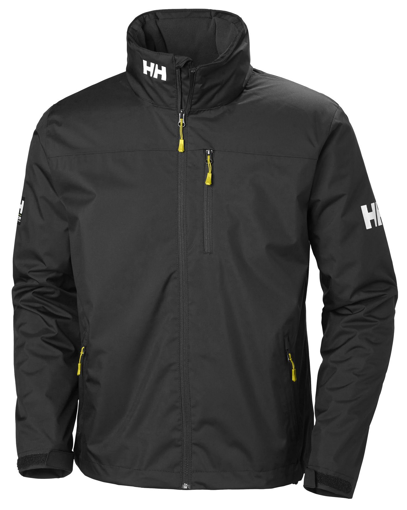 Helly Hansen - Crew Hooded jacket - Black