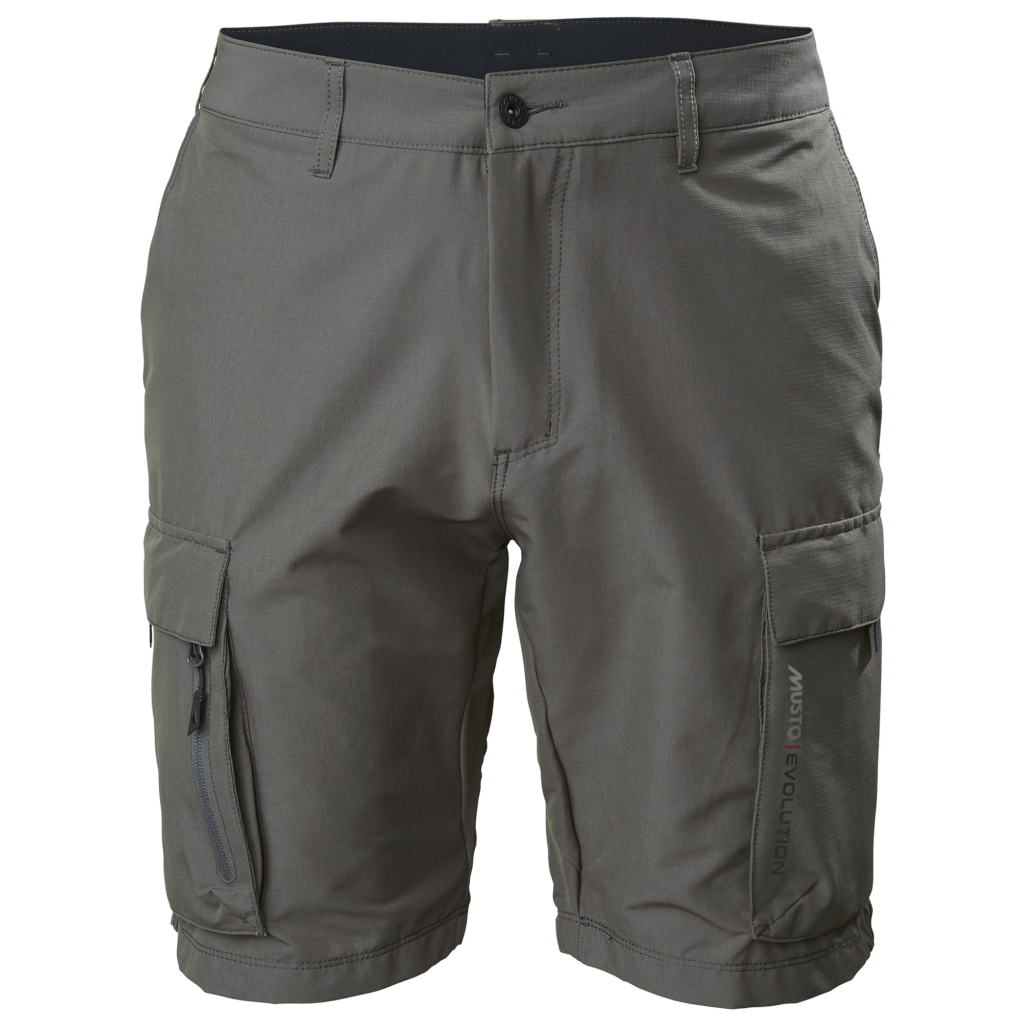 Musto - Evolution Deck UV Fast Dry Short - charcoal