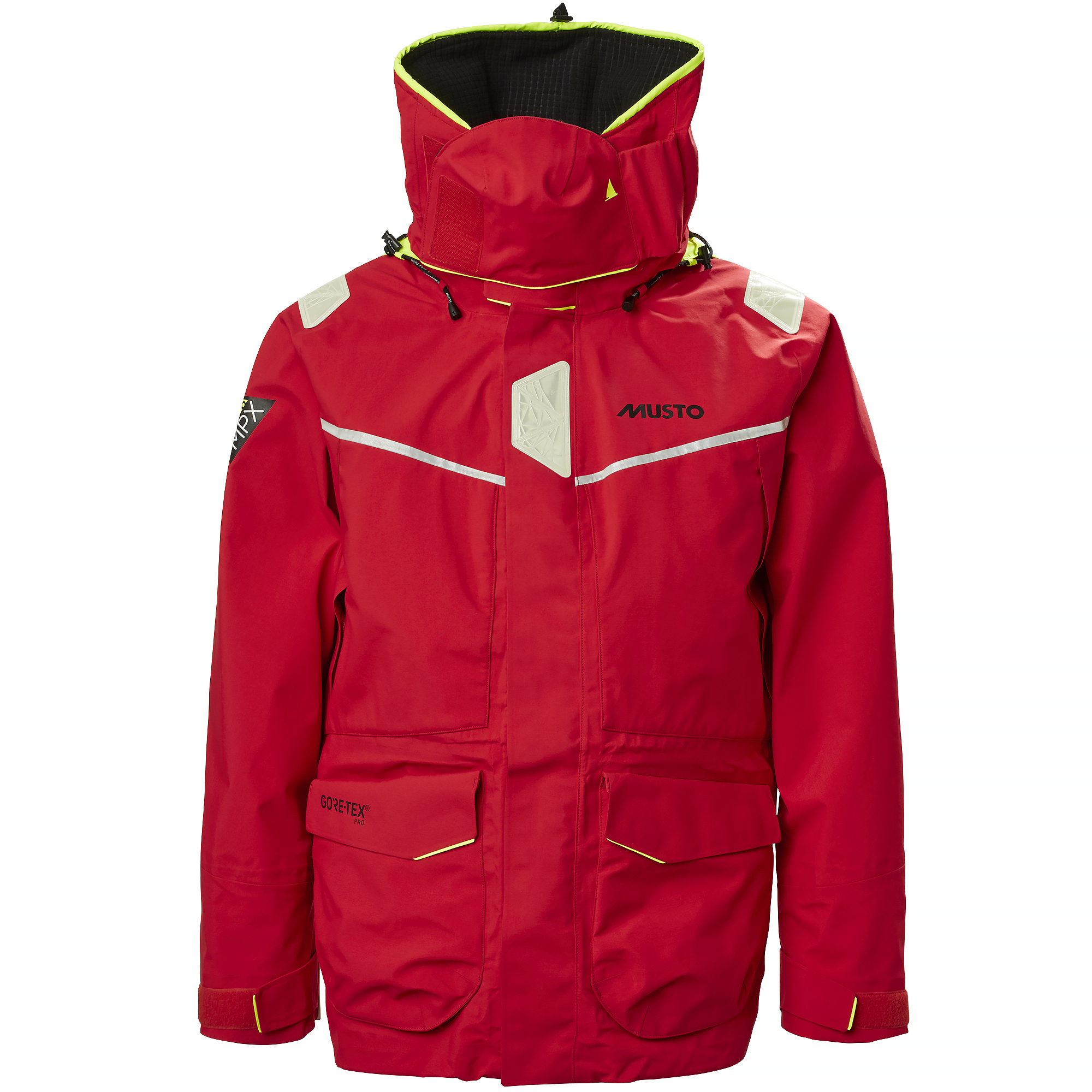 Musto - MPX Gore-Tex Pro Offshore jacket - red