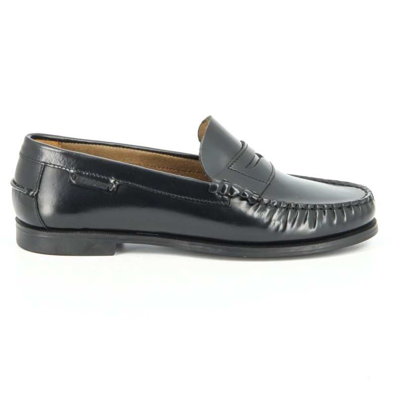 Sebago - Plaza ll Black - women