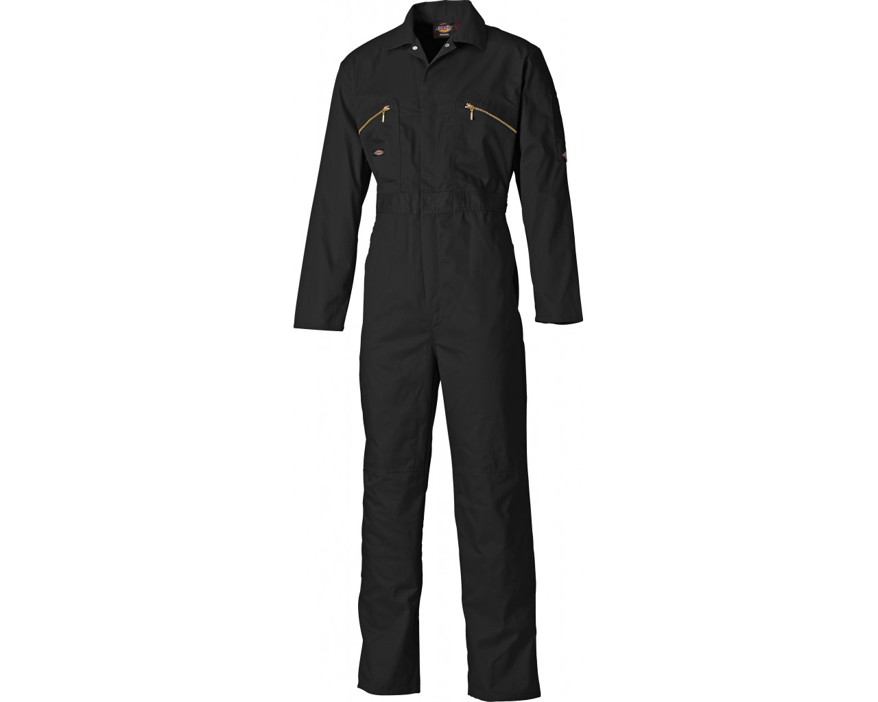 Dickies - Redhawk Coverall zip - Black