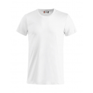 Clique - Basic T Short Sleeve - men - White