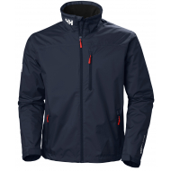 Helly Hansen - Crew Jacket - men - Navy