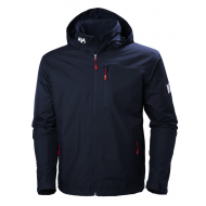 Helly Hansen - Crew Hooded jacket - Navy