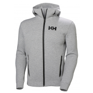 Helly Hansen - HP Ocean FZ Hoody - light grey melange