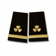 Epaulette for 3nd engineer shirt
