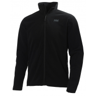 Helly Hansen - daybreaker fleece jacket men - black