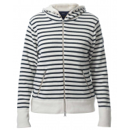 Holebrook - Inger Hood WP - women's - offwhite + navy