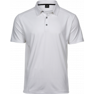 Teejays - Womens luxury sport polo - white