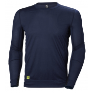 Helly Hansen Work W - Lifa LS Crew Neck -  Navy
