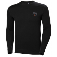 Helly Hansen Work W - Lifa Merino Crew Neck - Black