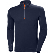 Helly Hansen Work W - Lifa Merino Half Zip - Navy