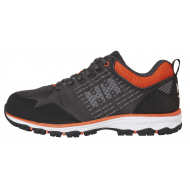 HH - Chelsea Evolution Soft Toe shoe - Black/orange