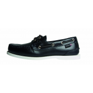 Deck shoes - Chatham - navy blue