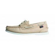 Pacific lady G2 deck shoes - Chatham - beige