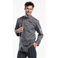 Chef's Jacket - Chaud devant - Bacio dark grey