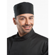 Chef hat - one size black