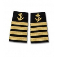 Epaulette for captain shirt