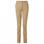 woman's Crew Trousers - Gill - khaki