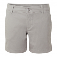 woman's Crew Shorts - Gill - khaki