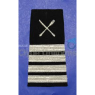 Epaulette for chef shirt