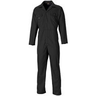 Dickies - Redhawk Coverall buttons - Black