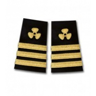 Epaulette for 1st engineer shirt