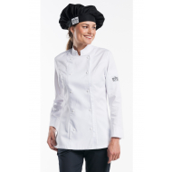 Chef Jacket - lady comfort white