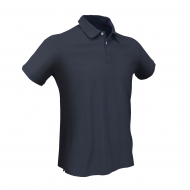 SLAM - Paterson poloshirt  - Navy blue