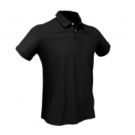 SLAM - Paterson poloshirt  - black