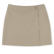 Musto - women's UV Skort - light stone
