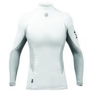 Zhik - rash shirt LS - white - womens