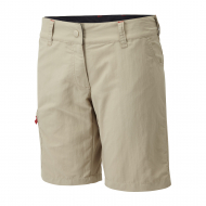 woman's UV Tec Short - Gill - khaki